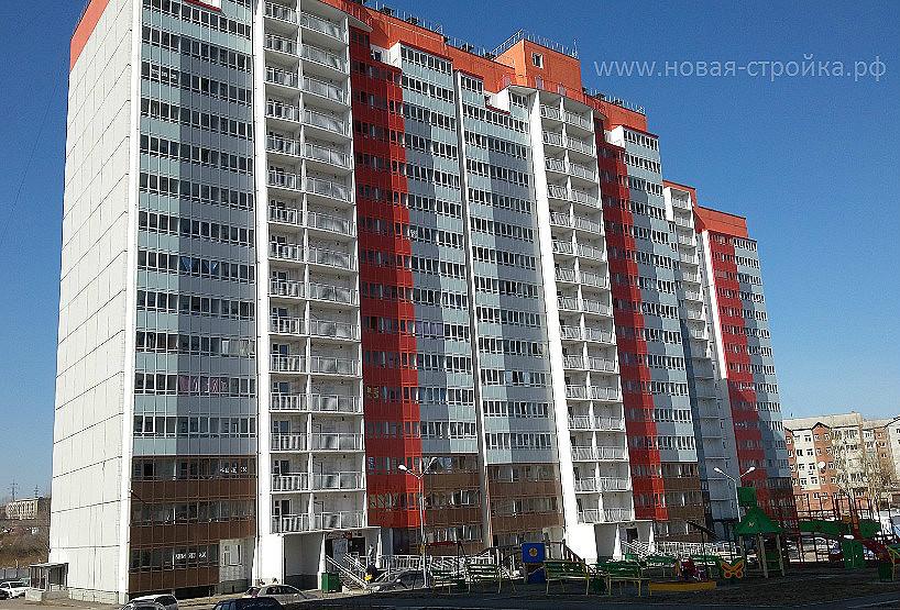 Серебряный 1, Красноярск, купить квартиру, студию. т. +7 (391) 242-42-19
