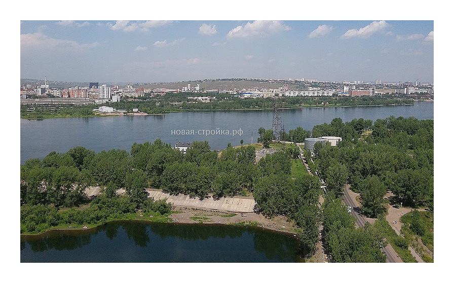 купить квартиру, студию, нежилое в новостройках в Красноярске. т. +7(391) 242-42-19