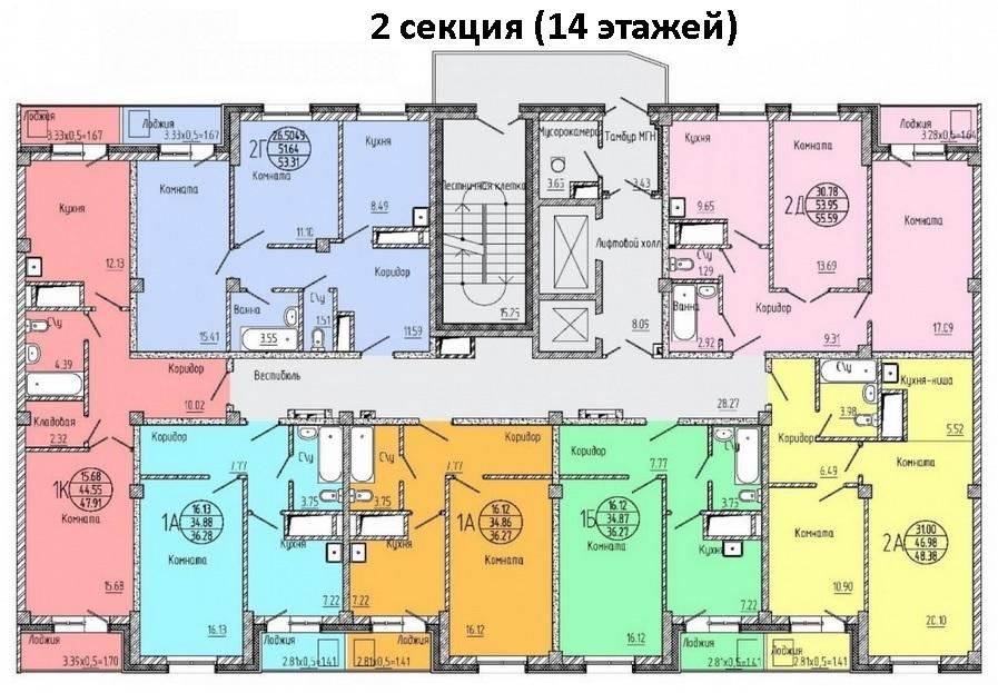Продажа квартир, нежилых помещений в новостройках Красноярска т. 8(391) 242-42-19 www.новая-стройка.рф